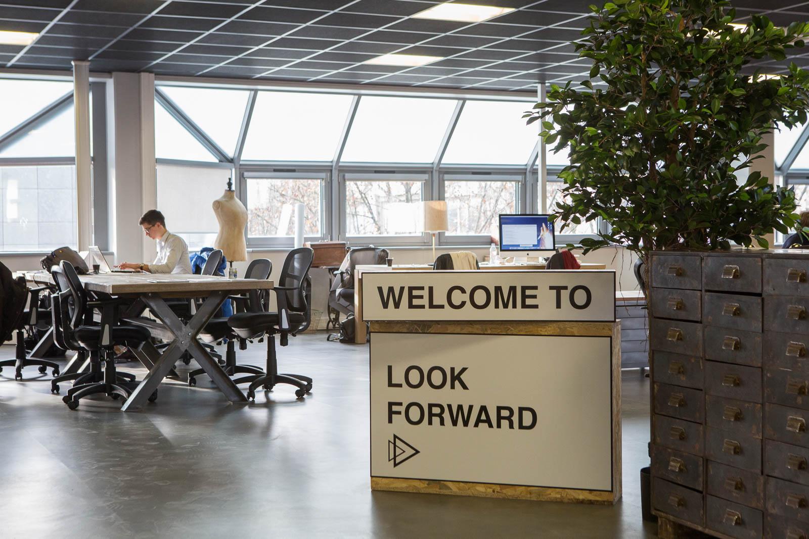 Look Forward, le nouvel incubateur dédié à la mode signé Showroomprivé